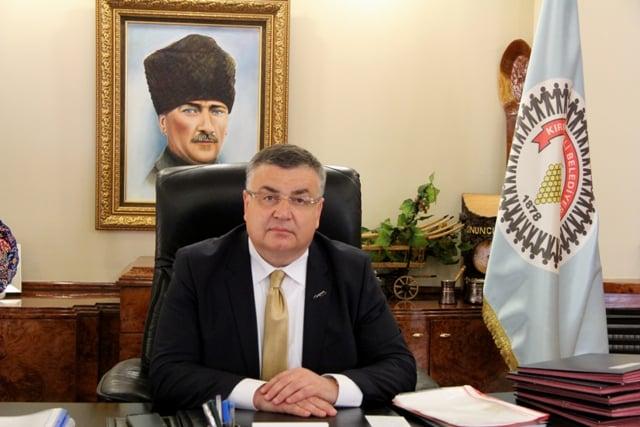 Kırklareli Belediye Başkanı Mehmet Siyam Kesimoğlu partisinden istifa etti muharrem ince