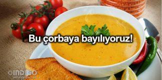 Mercimek çorbası: Türk mutfağında en sevilen çorba!