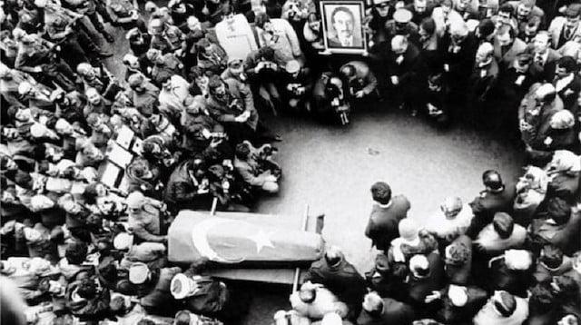 Abdi İpekçi süikasti cenazesi