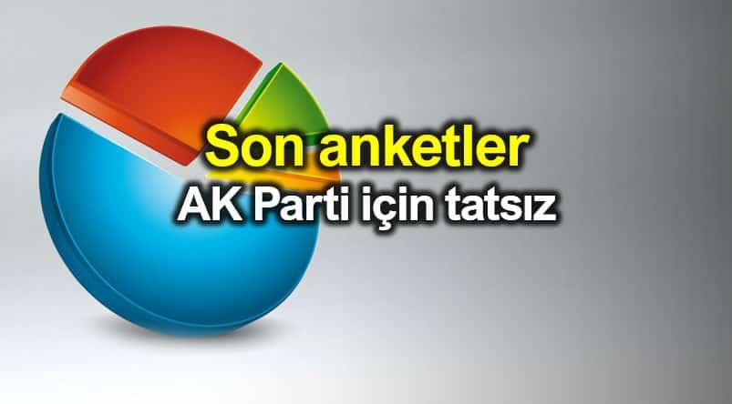 Son anketler AK Parti için çok tatsız! Çok şaşırtıcı sonuçlar geliyor!