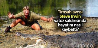 Steve Irwin kimdir? Vatoz saldırısıyla nasıl hayatını kaybetti?