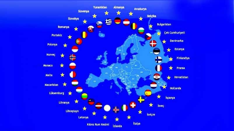 Schengen vizesi başvuru ücreti 80 Euro'ya yükseliyor!