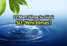 22 Mart Dünya Su Günü: Su, yeni elmas!