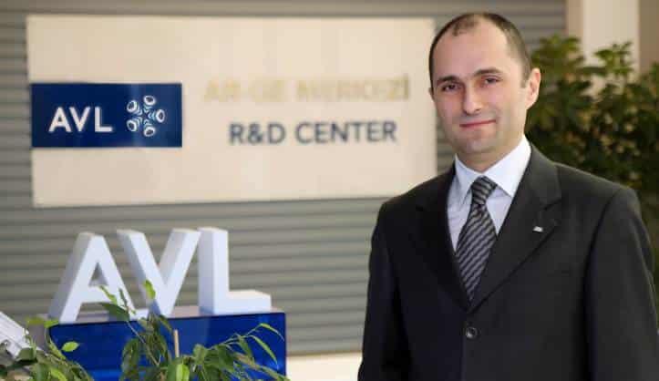AVL Araştırma ve Mühendislik Türkiye Genel Müdürü Dr. Serkan İmpram