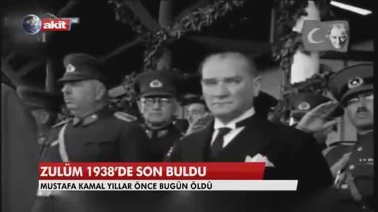 zulüm 1938 de son buldu akit