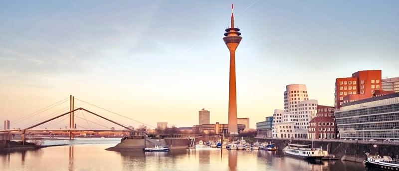 Dünyanın en yaşanabilir şehirleri: Düsseldorf, Almanya