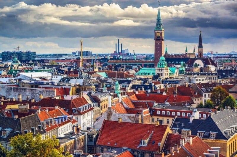 Kopenhag, Danimarka dünyanın en mutlu ülkeleri