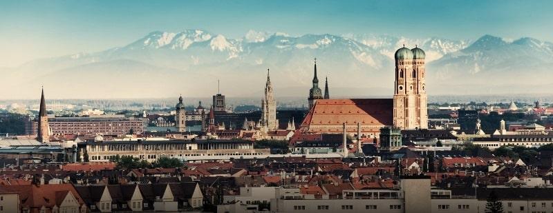Münih, Almanya