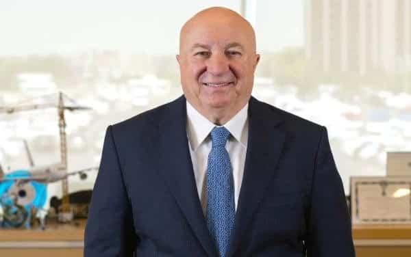 TAV Havalimanları Holding İcra Kurulu Başkanı Sani Şener