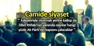 AK Parti'ye hainlik yapanlar, hangi yüzle AK Parti'nin kapısına gelecek