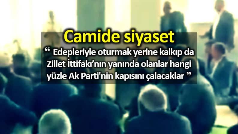 AK Parti ye hainlik yapanlar, hangi yüzle AK Parti'nin kapısına gelecek