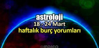 Astroloji: 18 - 24 Mart 2019 haftalık burç yorumları