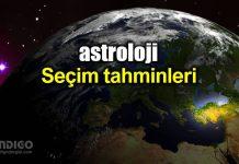 Astroloji: 31 Mart seçim tahminleri ve 6 aylık süreçte Türkiye