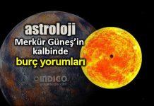 Astroloji: Merkür Güneş in kalbinde - Merkür Retro burç yorumları