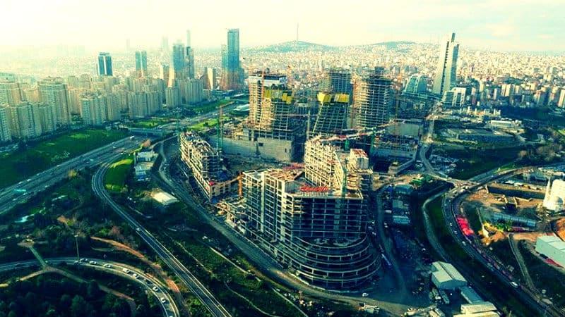 Ataşehir İstanbul Finans Merkezi ifm projesi değişiyor