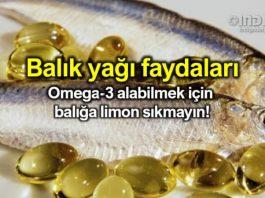 Balık yağı faydaları: Omega-3 alabilmek için balığa limon sıkmayın!