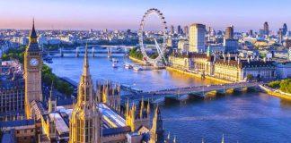 Birleşik Krallık ingiltere londra london gezilecek yerler