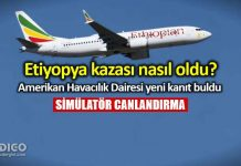 Boeing 737 MAX uçakları: Etiyopya Havayolları kazası nasıl oldu?