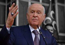 Devlet Bahçeli: Kemal, Meral, Temel hepsi beş harften oluşuyor