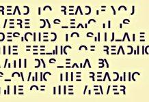Disleksinin 12 belirtisi