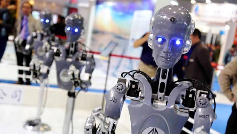 Dünya robot nüfusu hızla artıyor