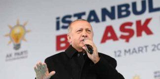 Erdoğan: Biz geldiğimizde İstanbul da su var mıydı?
