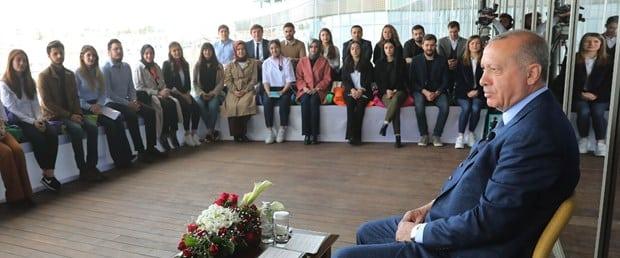 erdoğan gençler