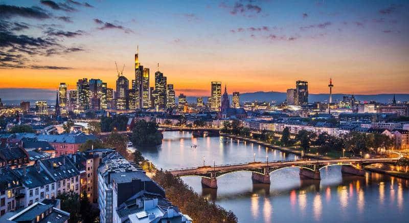 Dünyanın en yaşanabilir şehirleri: Frankfurt, Almanya