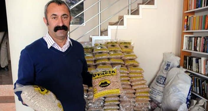 Fatih Mehmet Maçoğlu: Ben nohutçu başkanım
