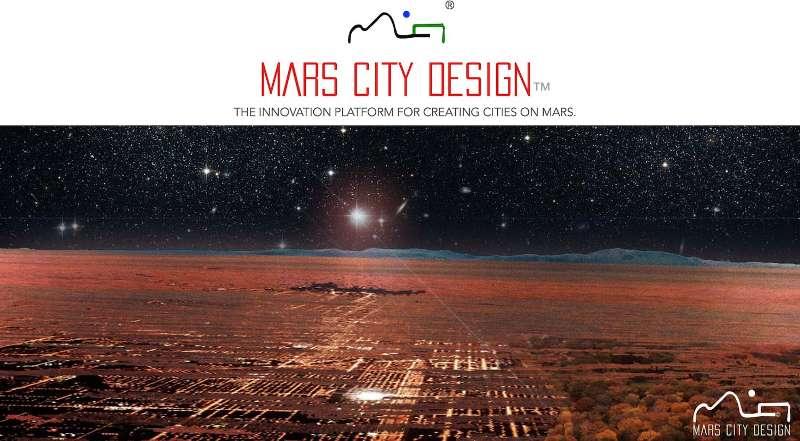 Mars City Design (Mars Şehir Tasarımı) yarışması