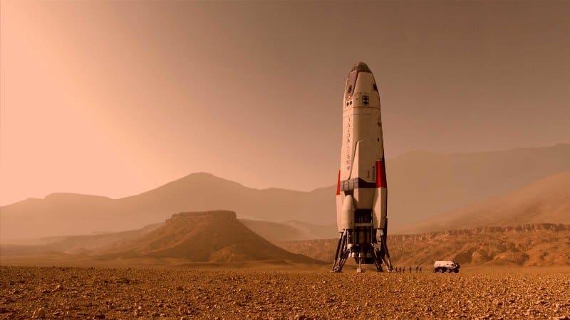 İnsanlık 2040 yılına kadar Marsa inecek