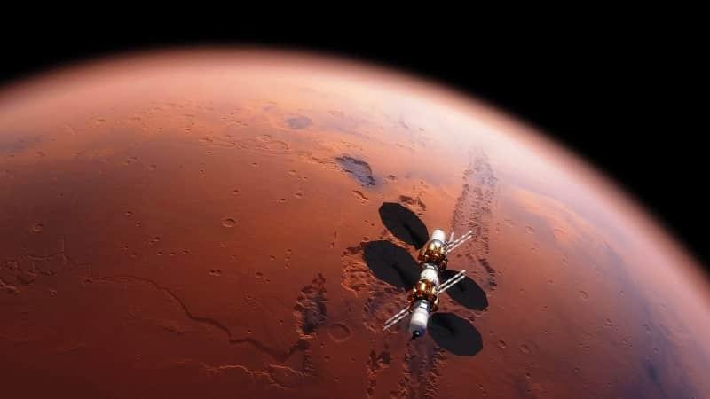 Mars gezegeni için sürdürülebilir hayatın tasarımları
