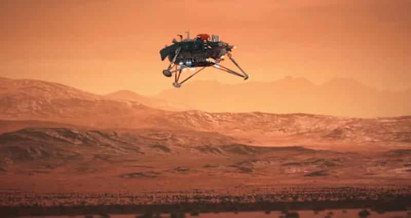 insansız uzay araçları