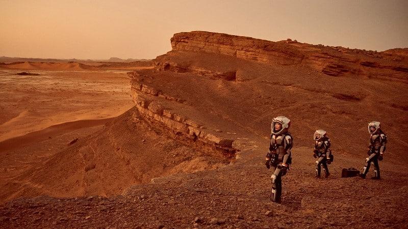 3D baskı Mars'ta diğer zorlukların aşılmasına yardımcı olabilir