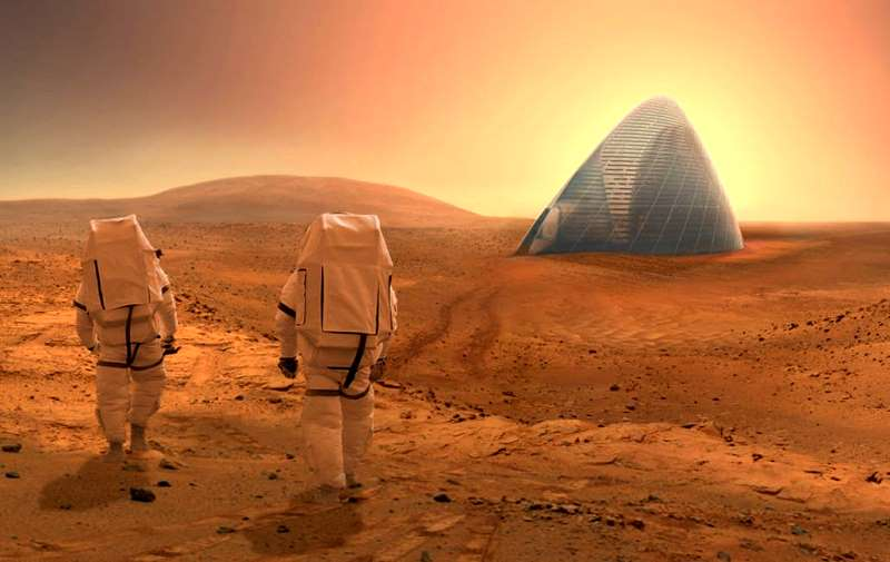 mars insana dair zorluklar