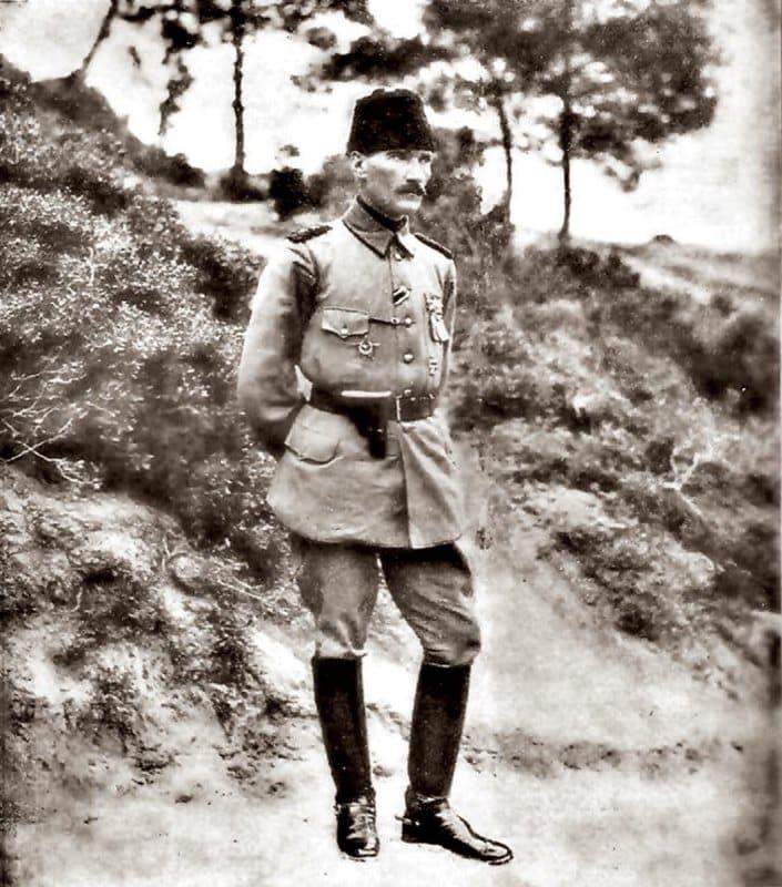 mustafa kemal atatürk 1919