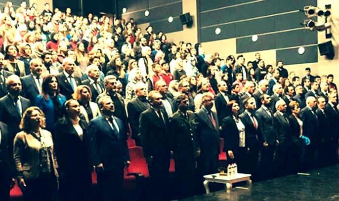 albay önder irevül avcılar istanbul Atatürk'ün adını duymayan albay töreni terk etti
