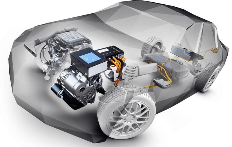 hybrid elektrikli araç otomobil otonom sürüş avl