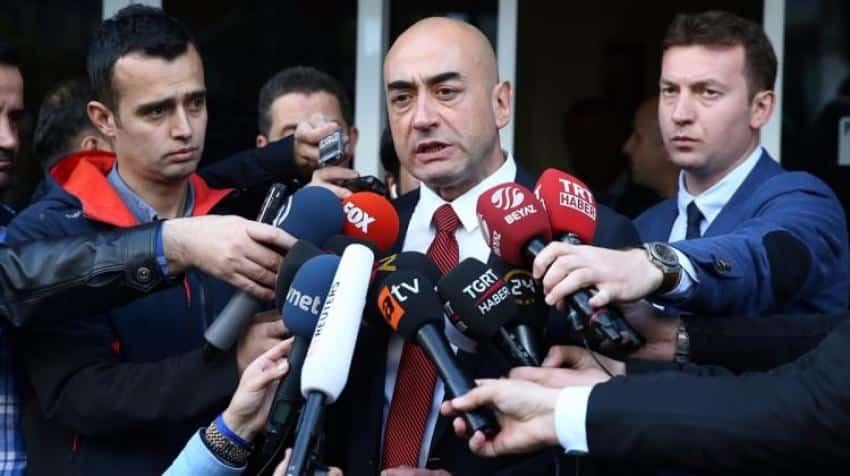 CHP YSK temsilcisi Mehmet Hadimi Yakupoğlu