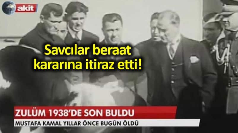 Akit TV atatürk hakaret kararına Cumhuriyet Savcıları itiraz etti