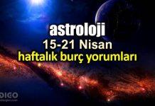 Astroloji: 15 - 21 Nisan 2019 haftalık burç yorumları