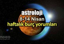 Astroloji: 8 - 14 Nisan 2019 haftalık burç yorumları