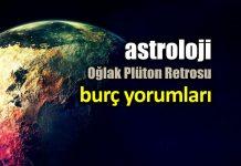 Astroloji: Oğlak burcunda Plüton Retrosu burç yorumları