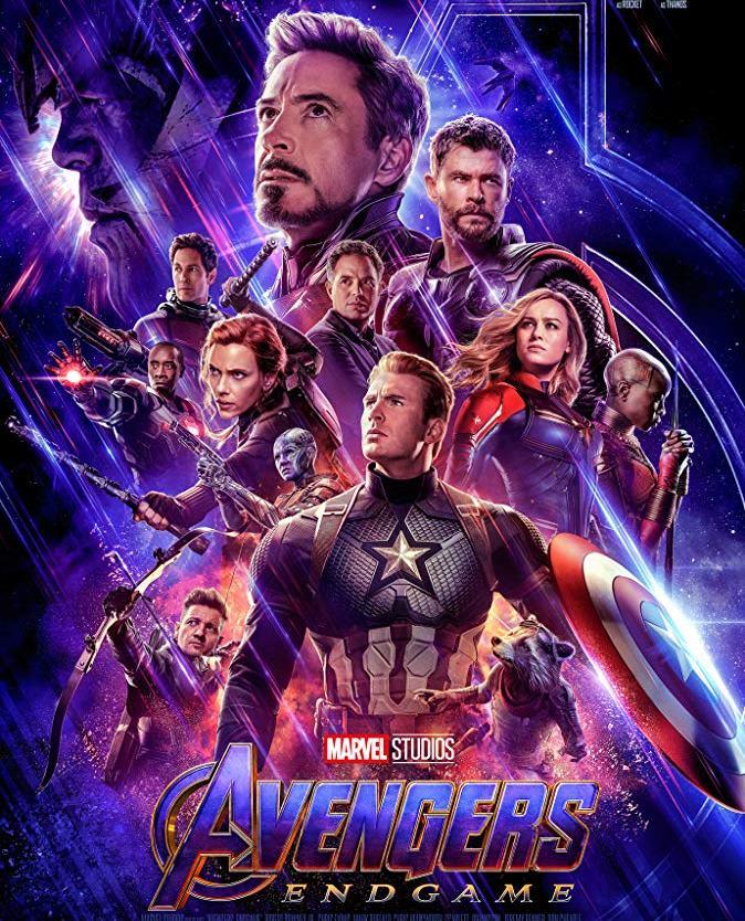 Avengers: Endgame oyunun sonu filmi oyuncular