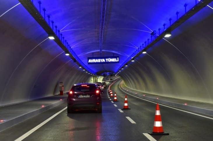 avrasya tüneli geçiş garantisi