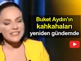 Buket Aydın Kılıçdaroğlu kahkahaları yeniden gündemde