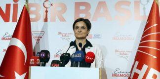 Canan Kaftancıoğlu, AK Parti yöneticileri hakkında suç duyurusunda bulundu