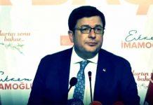 CHP Muharrem Erkek: Cumhurbaşkanı'nın mazbatası da iptal edilebilir