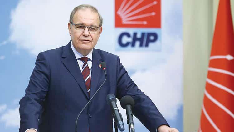 CHP Sözcüsü Faik Öztrak: YSK nın önünde tarihi bir sorumluluk var!