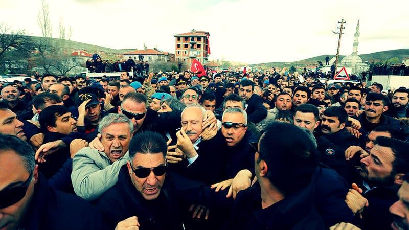 kemal kılıçdaroğlu linç girişimi meclis araştırma önergesi